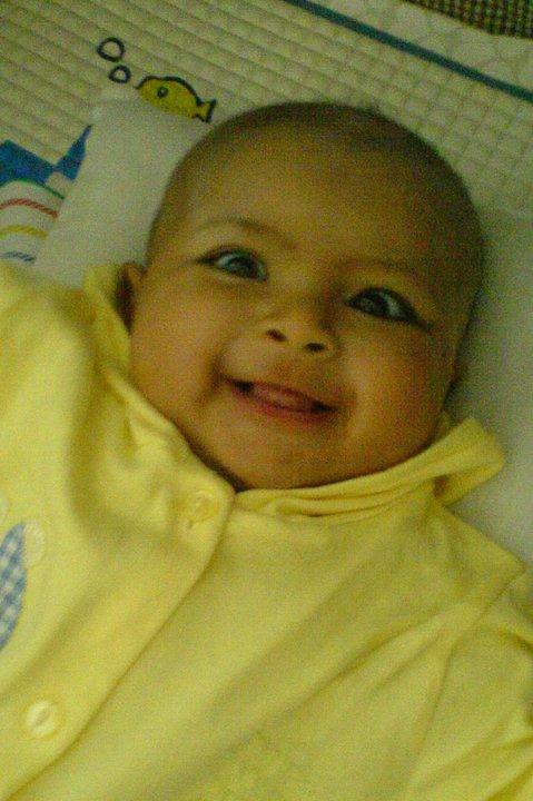 nadia 4 months